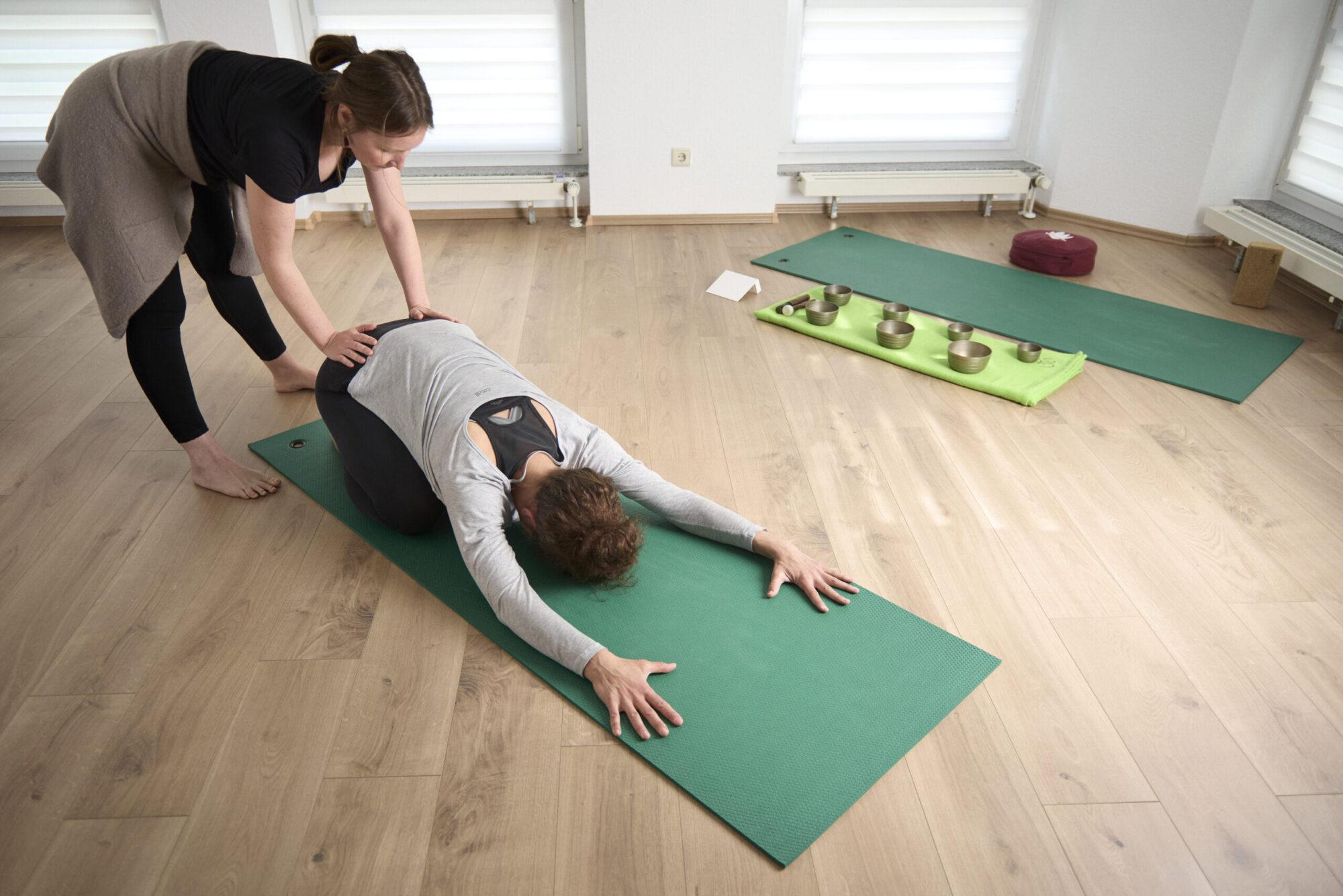 yoga ina römer